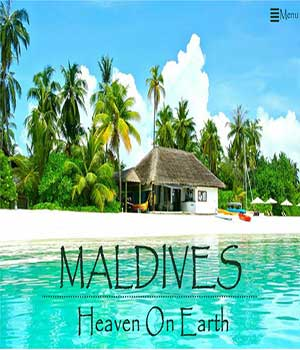 link to Maldives menu project