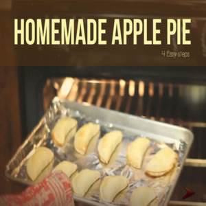 link to apple pie project