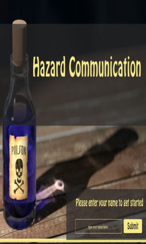 link to hazard communication project